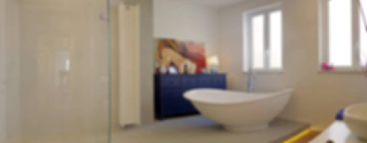 Casa A1 Bagno moderno di Studio Associato 3813 Moderno