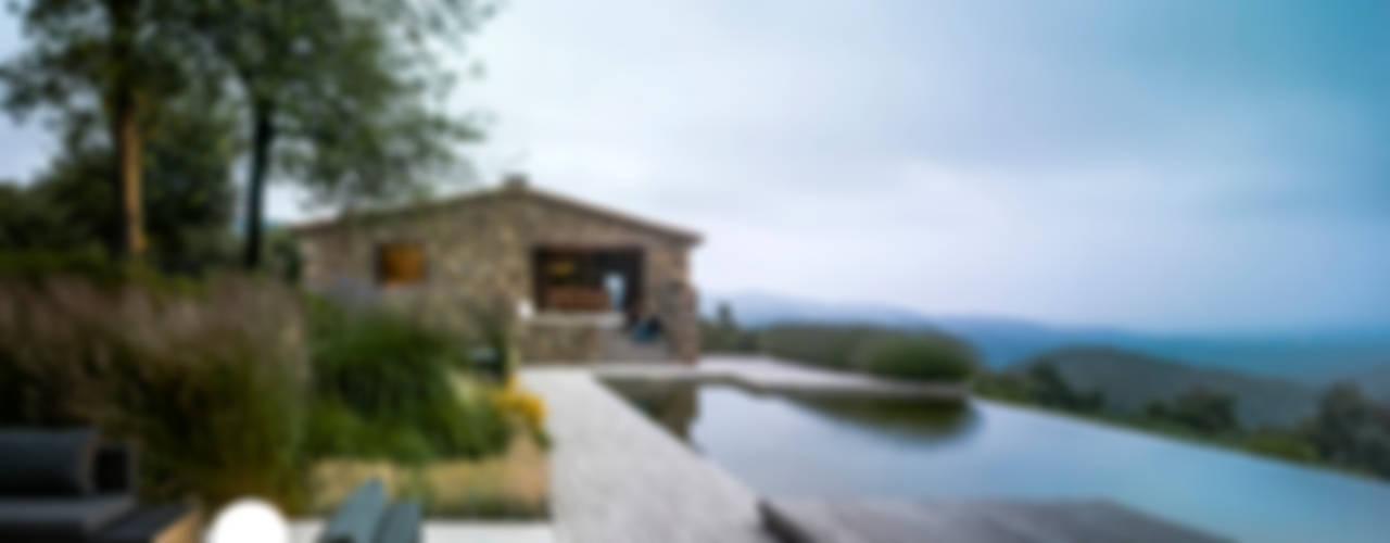 Villa CP ZEST Architecture Sonsuzluk havuzu
