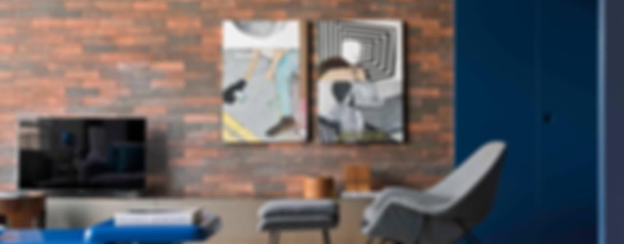 RS HOUSE por STUDIO GUILHERME TORRES Moderno