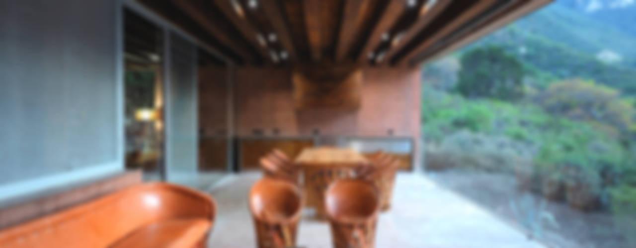 Terraços  por P+0 Arquitectura