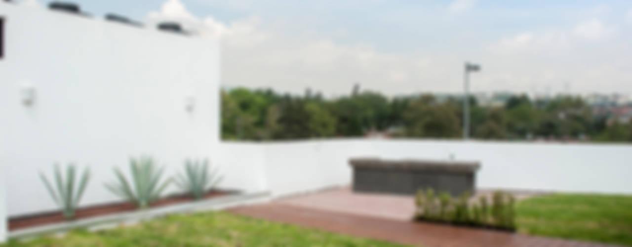 Case moderne di RECON Arquitectura Moderno