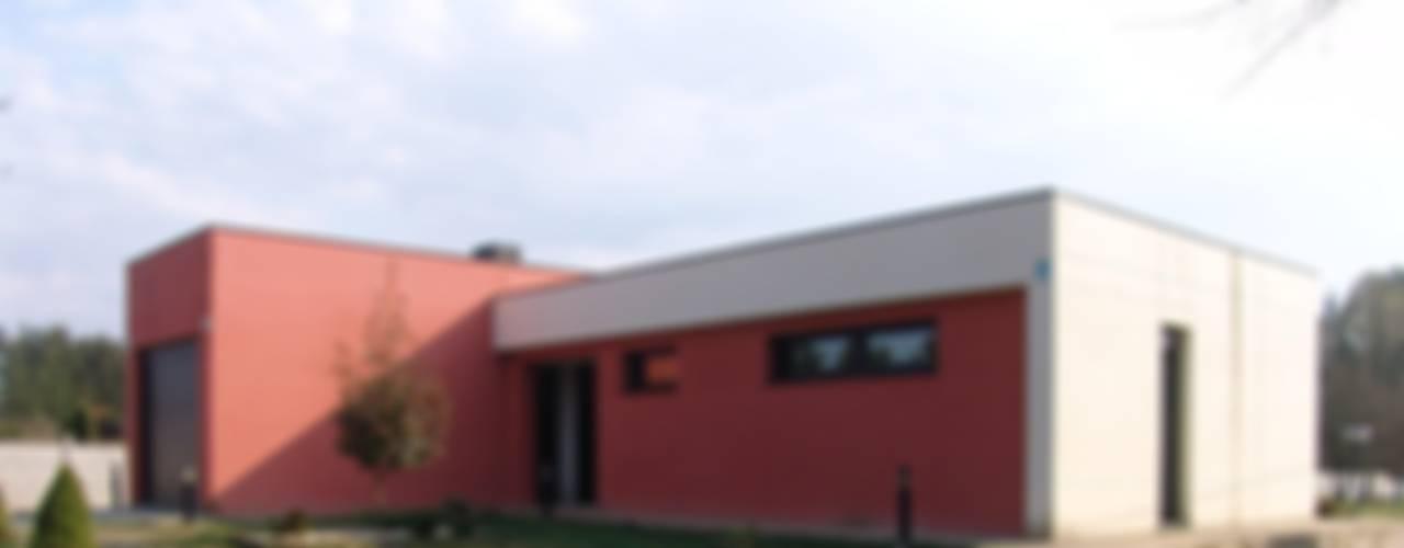 Casa Matela Casas de estilo moderno de KM Arquitectos Moderno