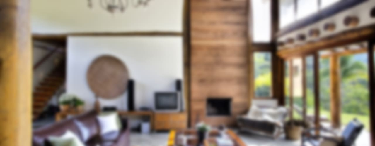 Rustykalne domy od Bianka Mugnatto Design de Interiores Rustykalny