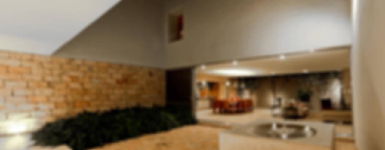 Casas de estilo moderno de Jorge Bolio Arquitectura Moderno