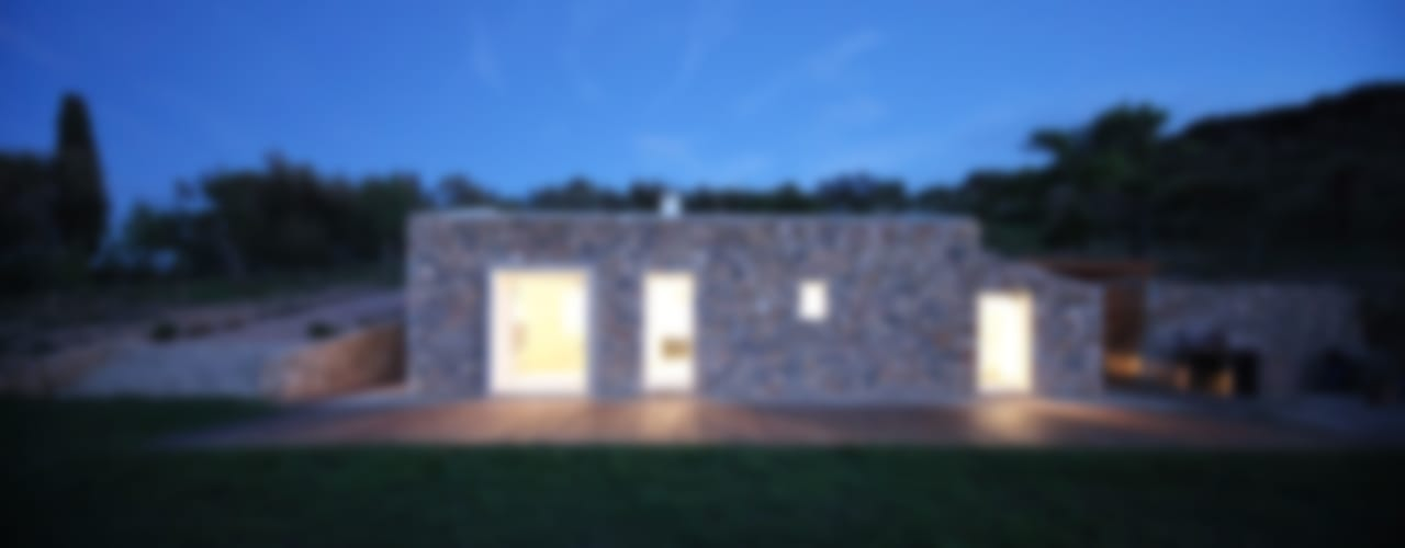 متوسطي  تنفيذ Modostudio | cibinel laurenti martocchia architetti associati, بحر أبيض متوسط
