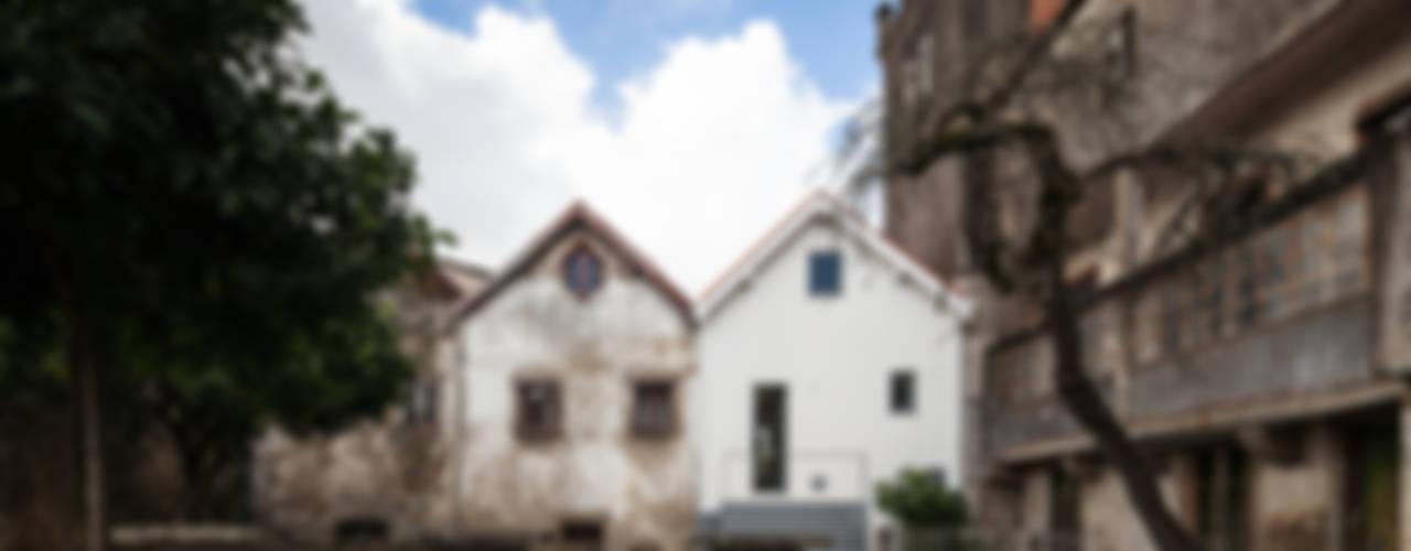 Tiago do Vale Arquitectosが手掛けた家, オリジナル