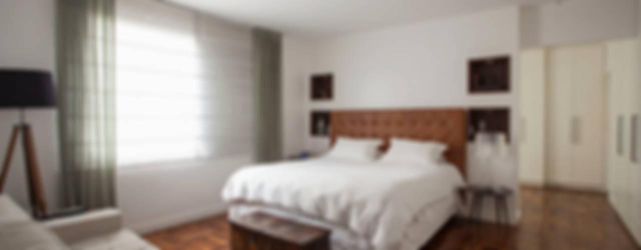 Projeto: Quartos  por BJG Decorações de Interiores Ltda