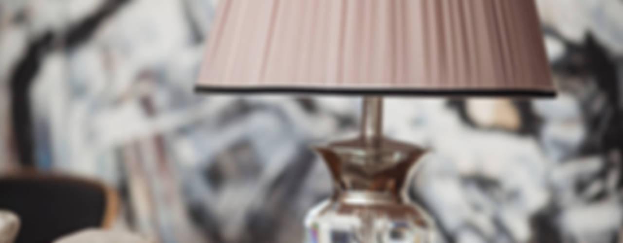 BJG Decorações de Interiores Ltda Klasik Oturma Odası
