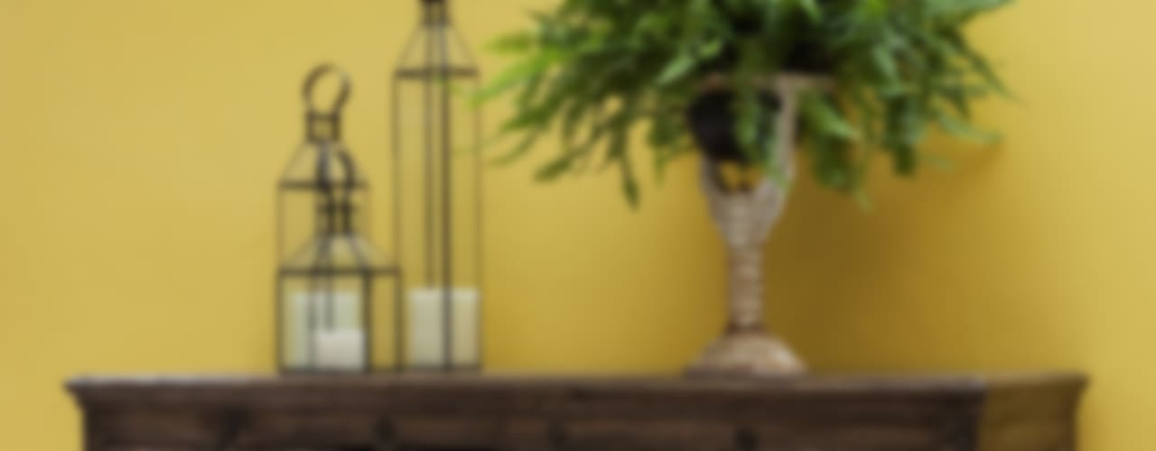 casa Limonero Pasillos, vestíbulos y escaleras modernos de MARIANGEL COGHLAN Moderno
