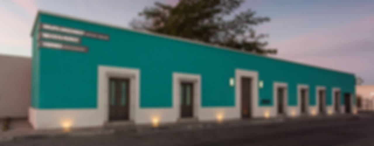 Revitalización Edificio Niños Heroes Grupo Arsciniest Edificios de oficinas de estilo colonial