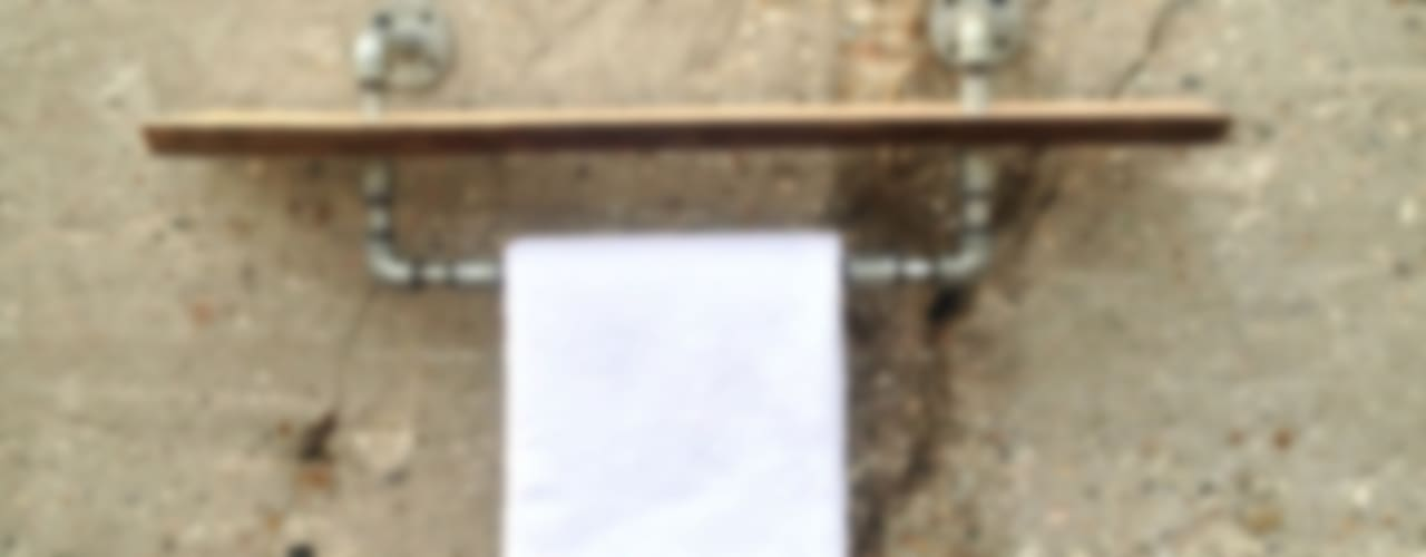 Pür cachet, industriel et urbain Pür cachet Salle de bainDécorations