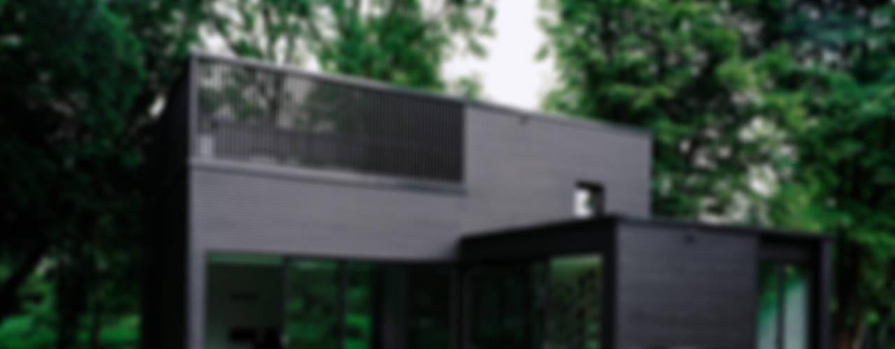 Projekty,  Domy zaprojektowane przez C95 ARCHITEKTEN