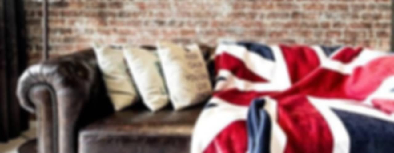 Chesterfield Sofa & Leather Furniture from Locus Habitat Locus Habitat Living roomSofas & armchairs