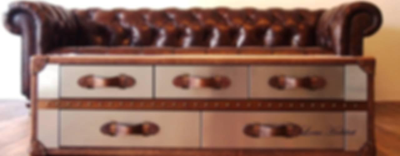 Chesterfield Sofa & Leather Furniture from Locus Habitat van Locus Habitat Klassiek