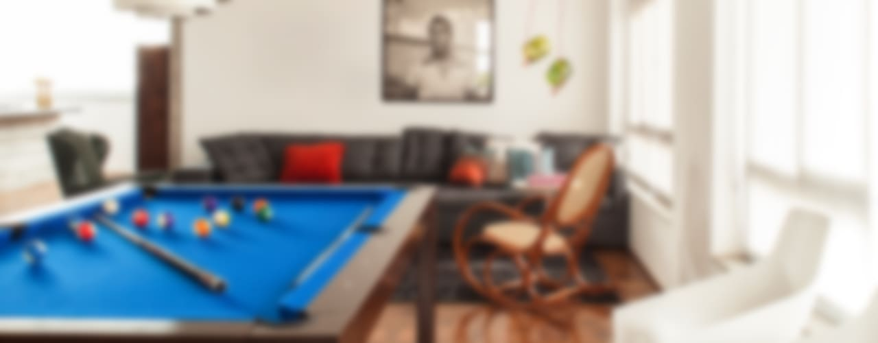 Mauricio Arruda Design:  tarz Oturma Odası,
