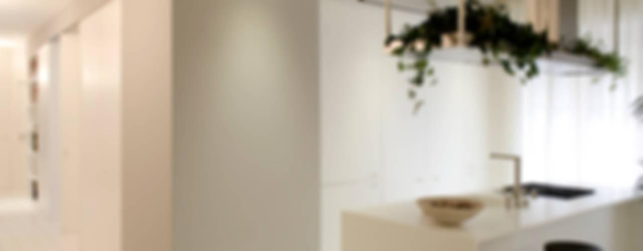 Private house renovation Cucina di Area-17 Architecture & Interiors
