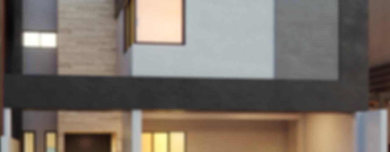 Minimalist house by arQing Minimalist