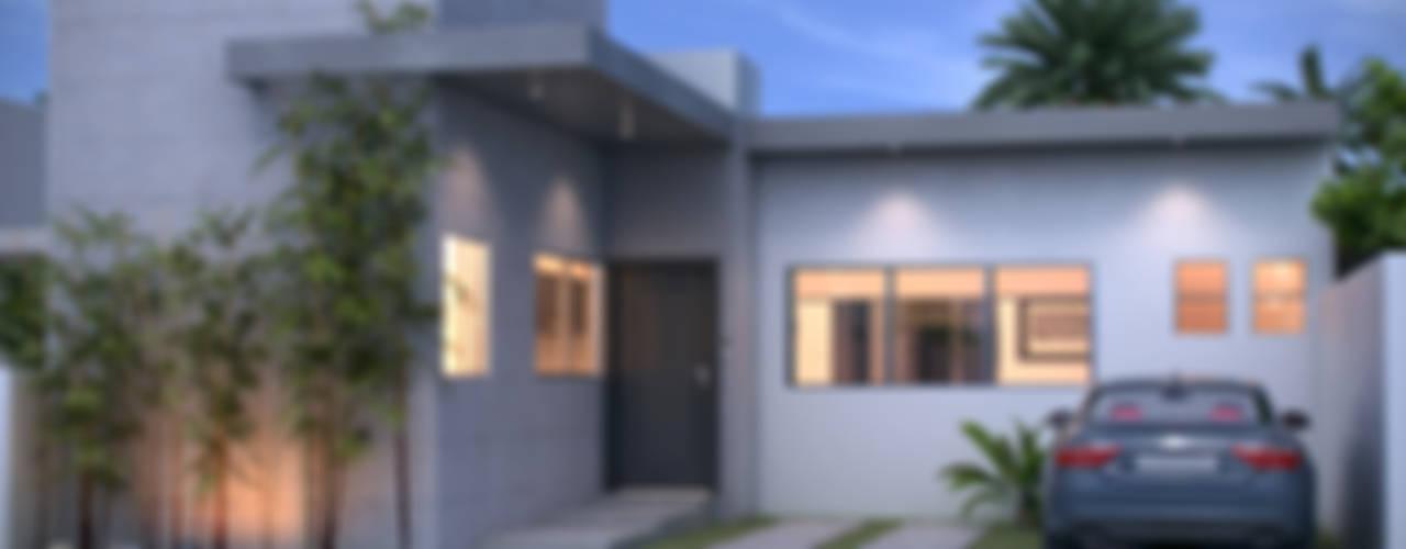 Maisons minimalistes par arQing Minimaliste