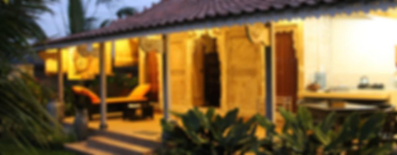 Casas de madera reciclada Casas de estilo asiático de comprar en bali Asiático
