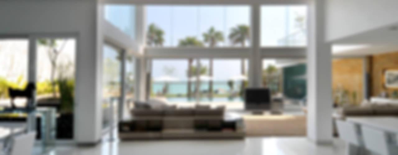 Livings modernos: Ideas, imágenes y decoración de Lo Studio Mammini Candido Moderno