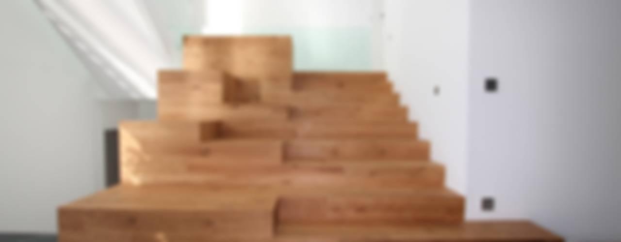 Splitlevelhaus Moderne Häuser von Udo Ziegler | Architekten Modern
