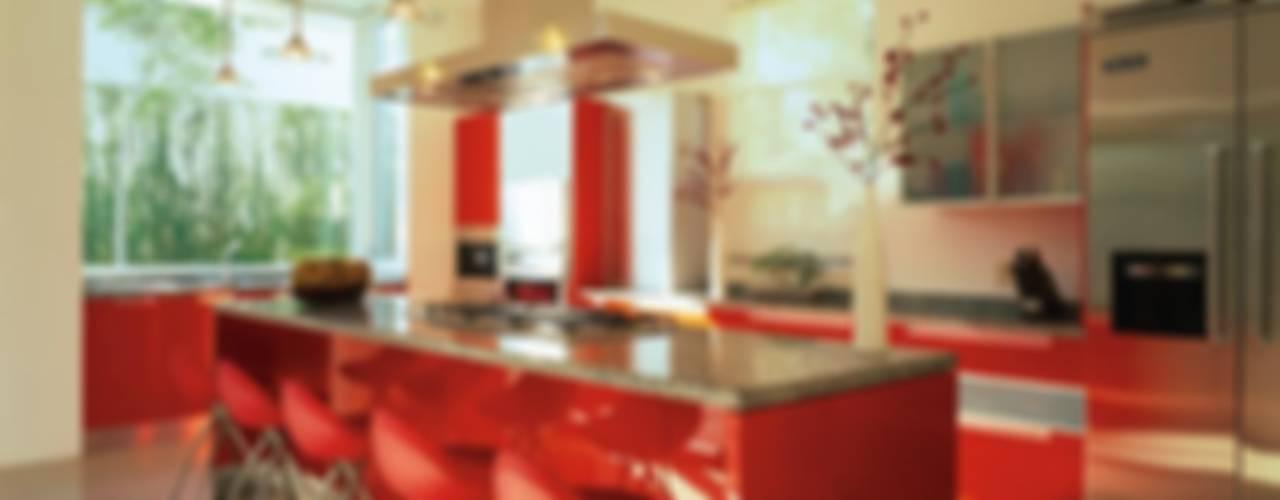 Cucina moderna di Taller Luis Esquinca Moderno