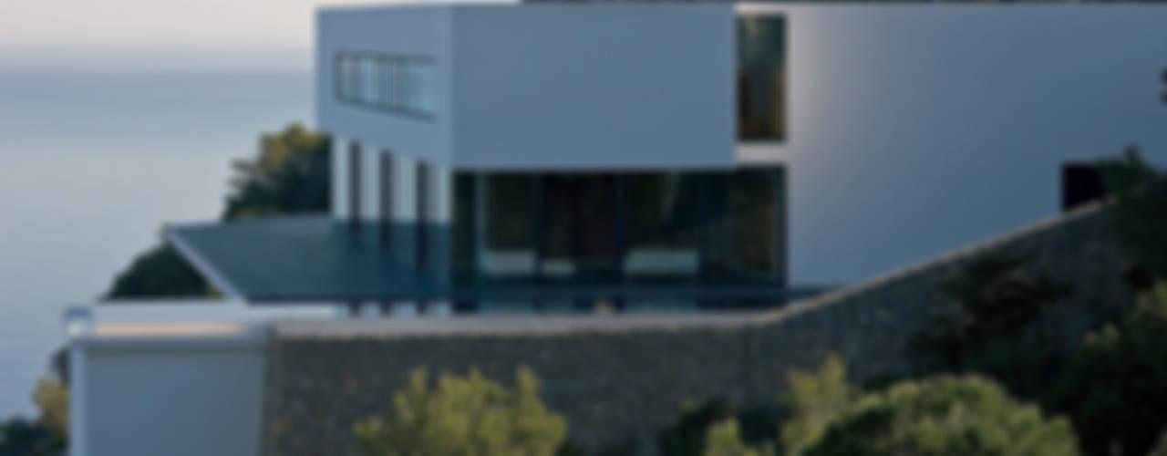 Casas modernas por AABE Moderno