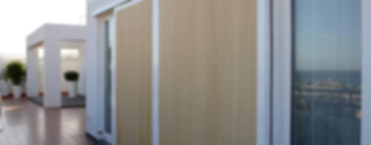 Casa di Eva e Ophelia Case in stile minimalista di Architetto Renato Arrigo Minimalista