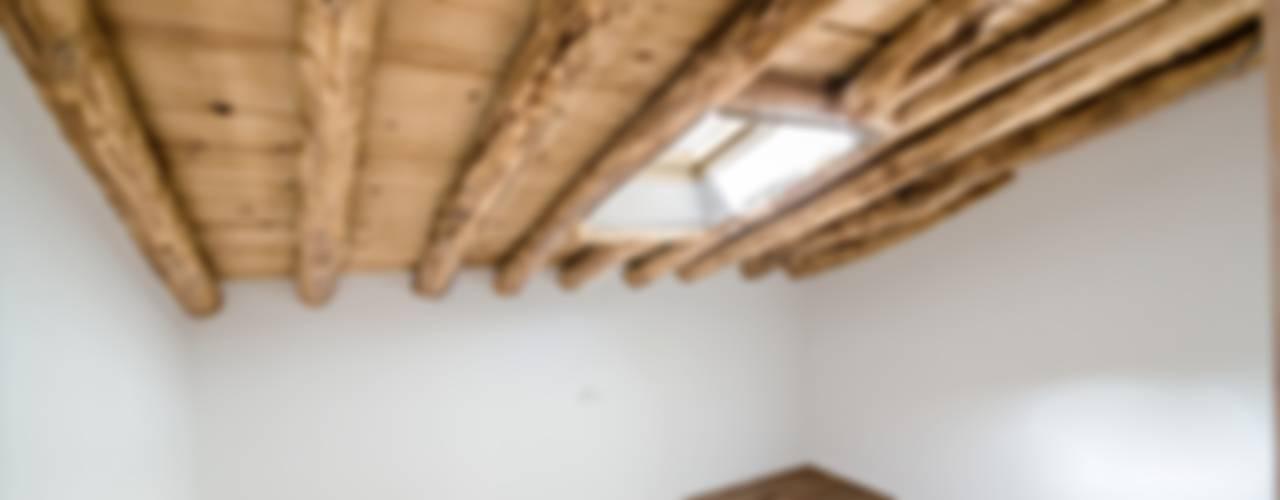 Rehabilitación de vivienda unifamiliar ADDEC arquitectos Dormitorios