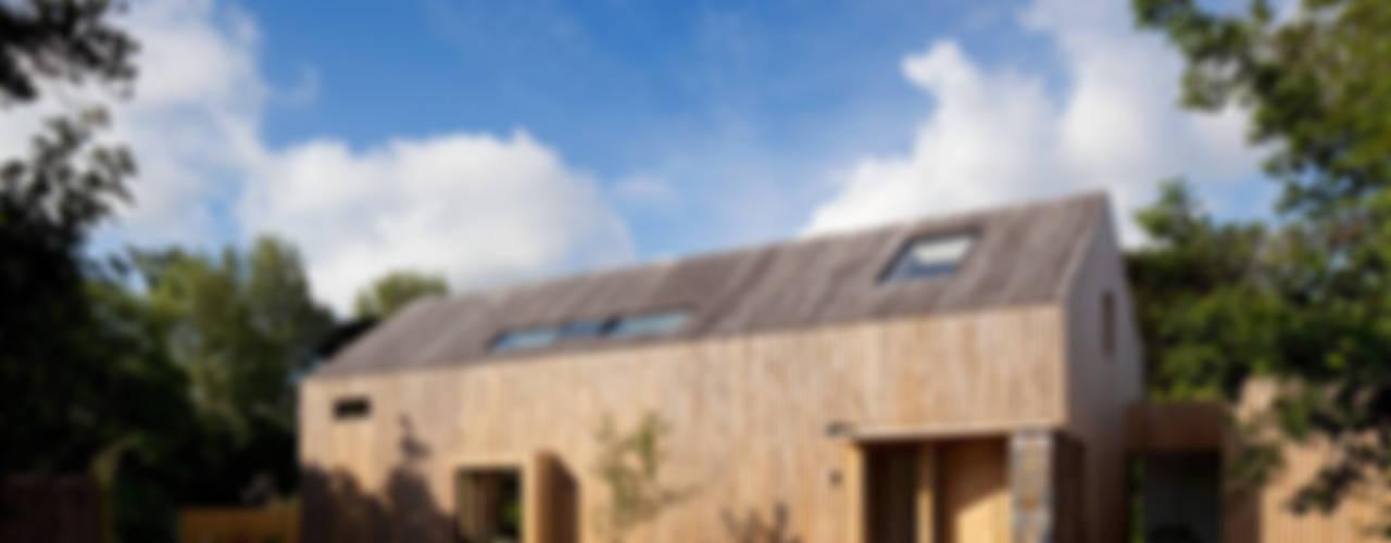 M House Casas de estilo moderno de JAMIE FALLA ARCHITECTURE Moderno