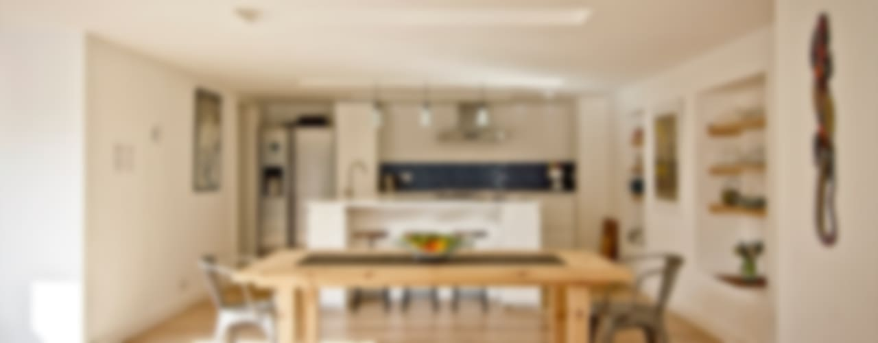 Headlands Cottage Modern kitchen by Barc Architects Modern