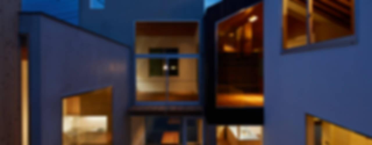 桜台の家: 鈴木淳史建築設計事務所が手掛けた家です。,オリジナル
