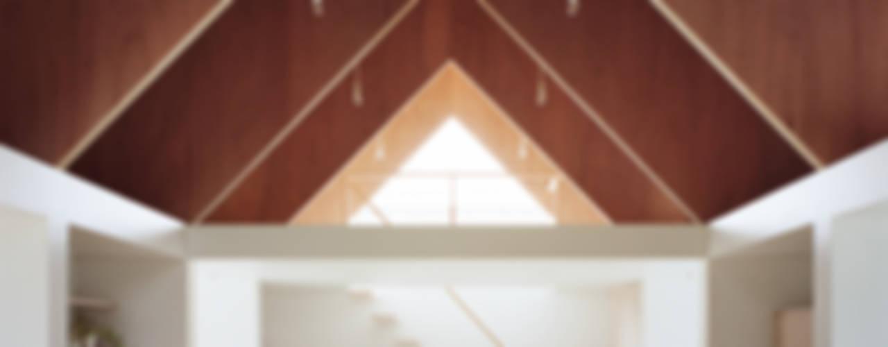 コヤノスミカ ma-style architects ミニマルデザインの 書斎