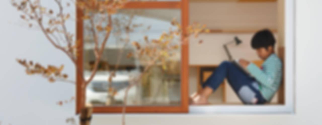 イドコロ ミニマルな 窓&ドア の ma-style architects ミニマル