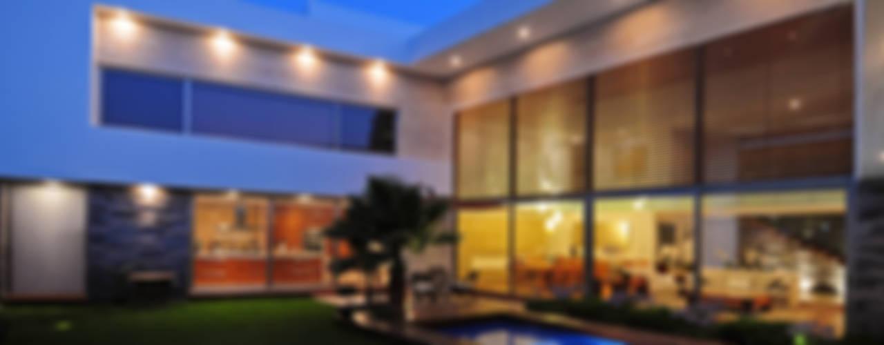 Projekty,  Domy zaprojektowane przez ze|arquitectura