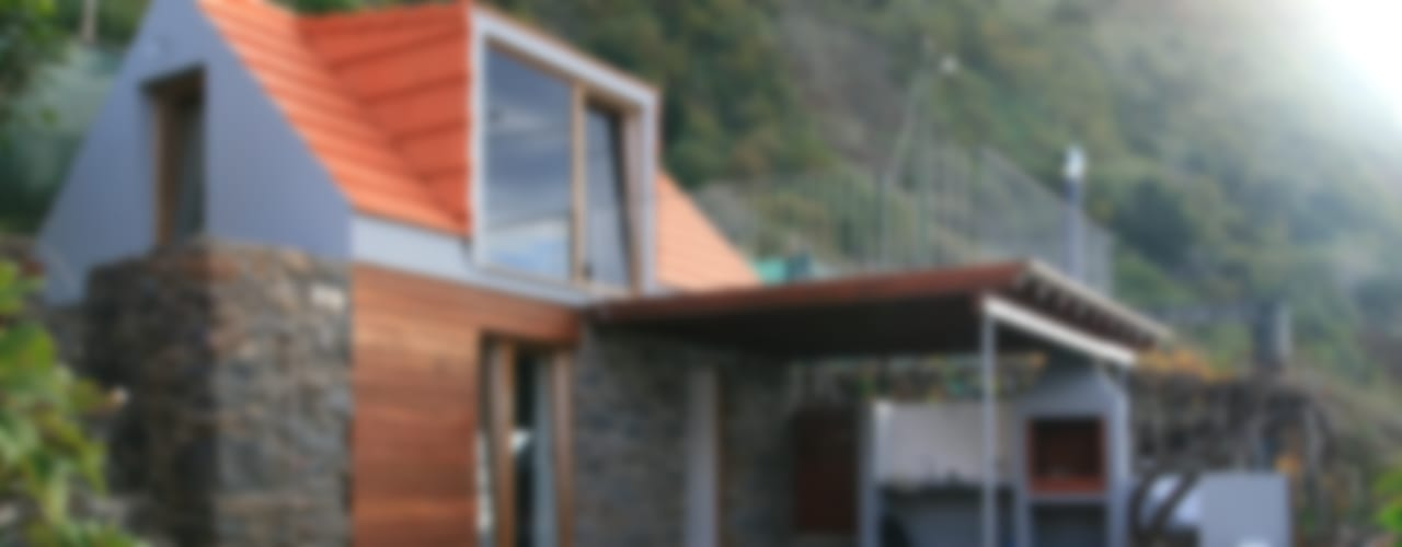 Stone Barn Conversion Jardim Hotéis rústicos por Mayer & Selders Arquitectura Rústico