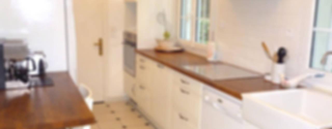 Rénovation d'une maison de 250m² Elodie ROBOT Architecte d'intérieur MaisonAccessoires & décoration