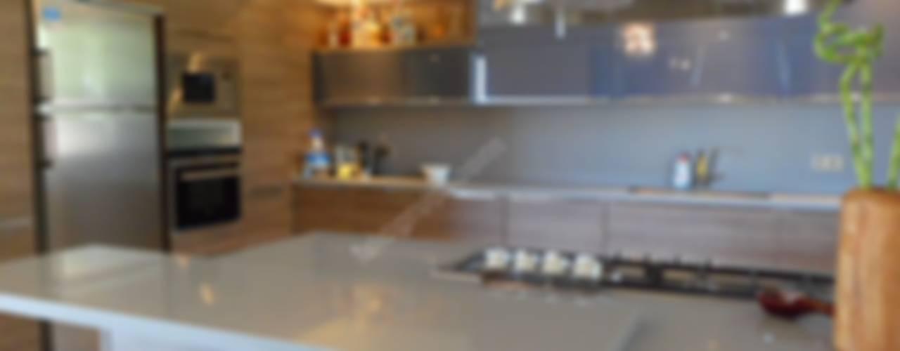 Poyraz Konakları Modern Mutfak ISLA GRUP Modern