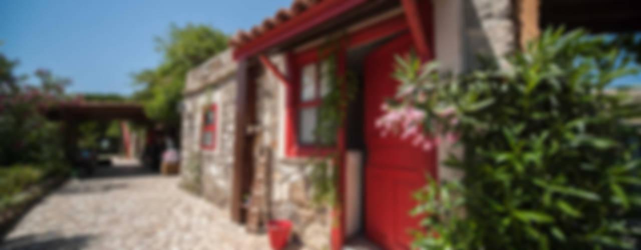 ARAL TATİLÇİFTLİĞİ – Genel Görünüm:  tarz Evler