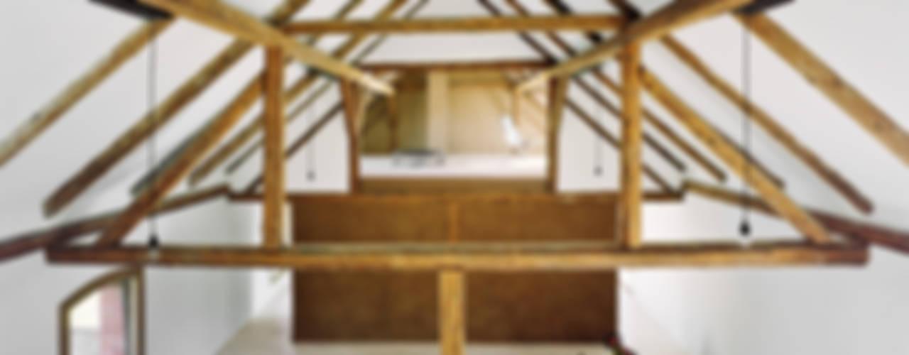 Projekty,  Salon zaprojektowane przez JAN RÖSLER ARCHITEKTEN, Minimalistyczny