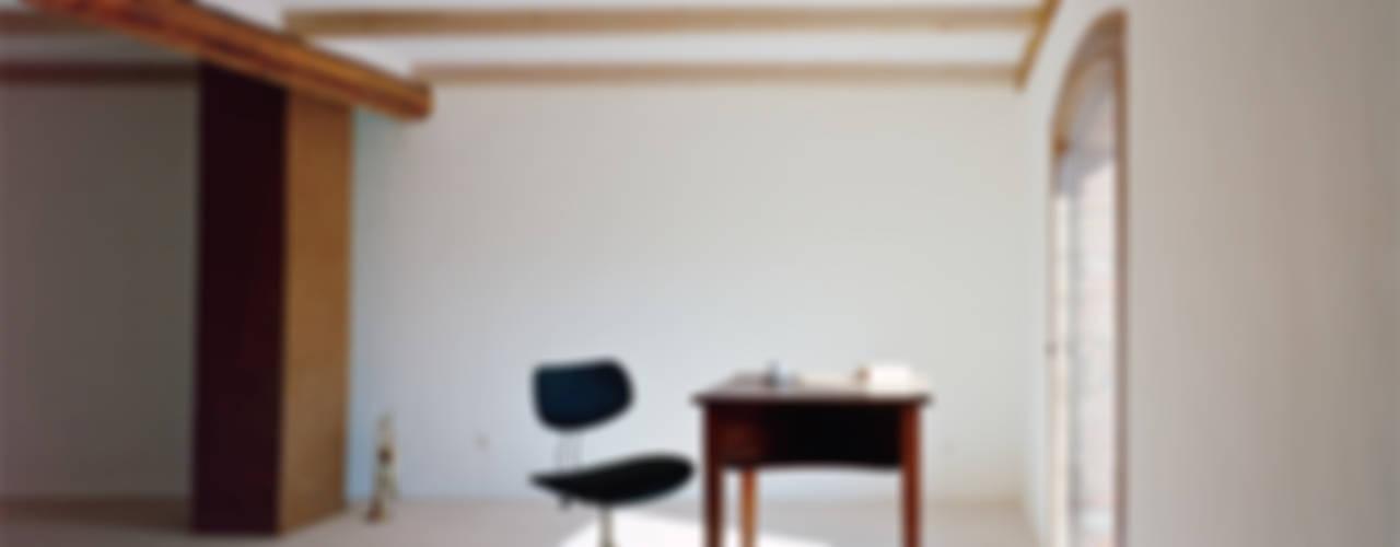Haus Stein:  Arbeitszimmer von JAN RÖSLER ARCHITEKTEN