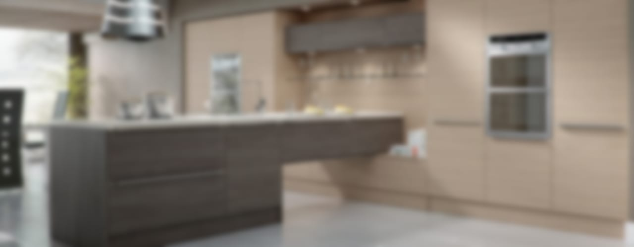 Modern Kitchens par Kitchens Continental Ltd Moderne