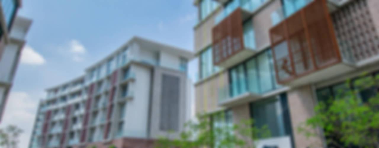 IMAGEN DE APOYO: Casas de estilo  por ESTUDIO TANGUMA