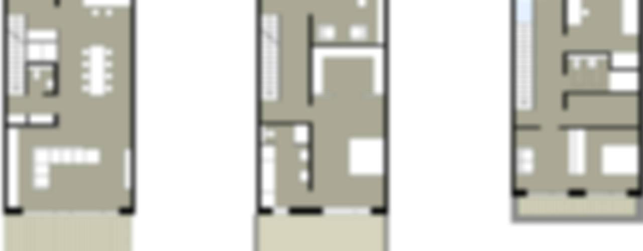 Stadthaus 5 von 7 von Dewey Muller Partnerschaft mbB Architekten Stadtplaner