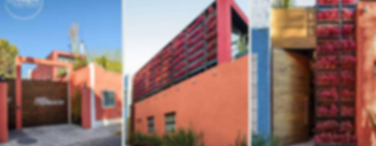 Modern home by Boutique de Arquitectura (Sonotectura + Refaccionaria) Modern