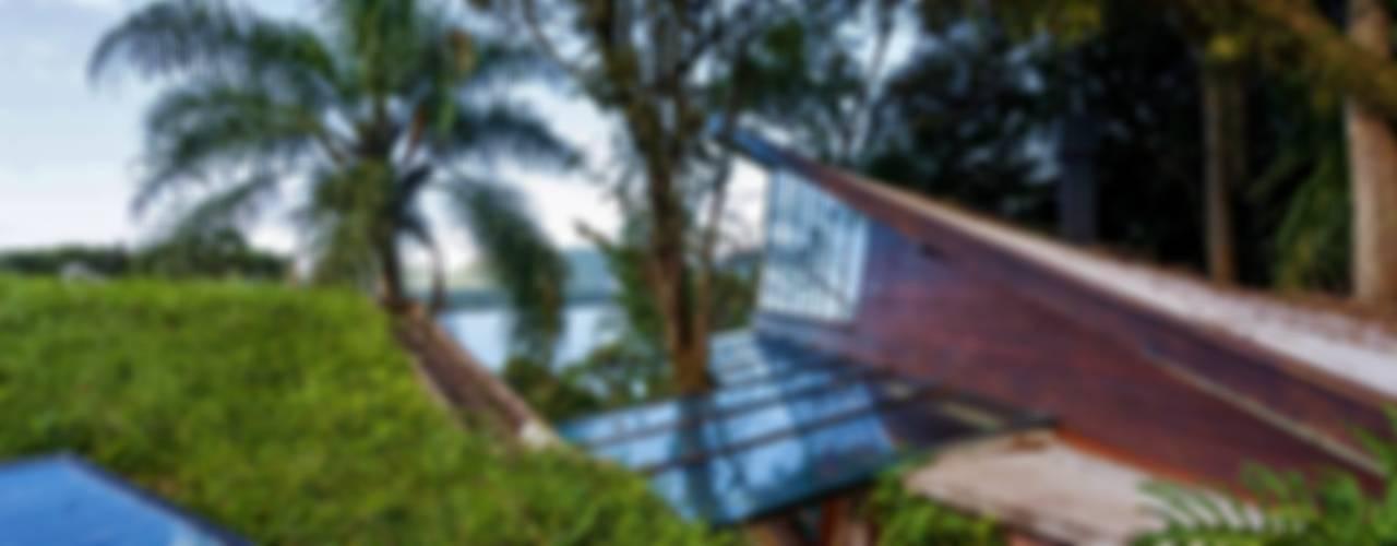컨트리스타일 주택 by Ferraro Habitat 컨트리