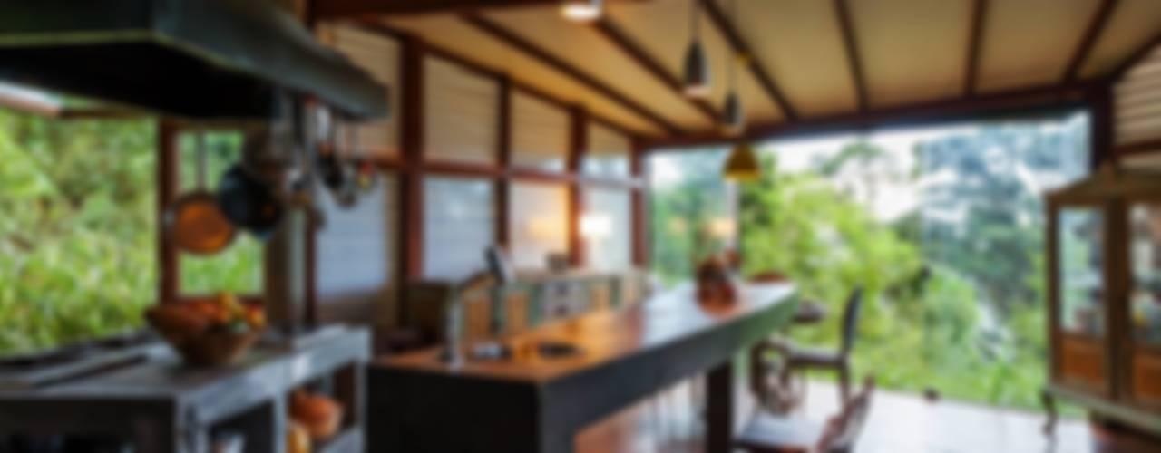 Cocinas de estilo  por Ferraro Habitat