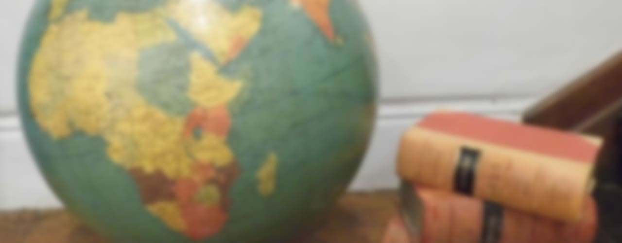 Huge Philips Globe: classic  by Travers Antiques, Classic
