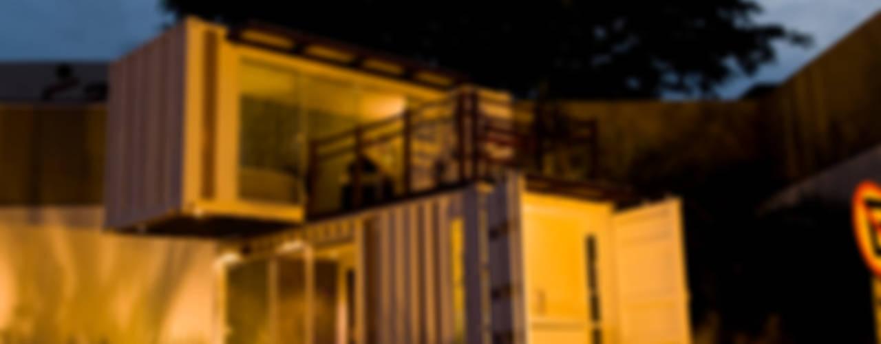 Maisons minimalistes par Ferraro Habitat Minimaliste