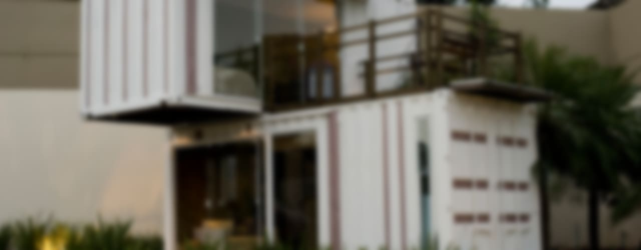 Casas de estilo  por Ferraro Habitat